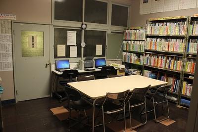 進路学習室